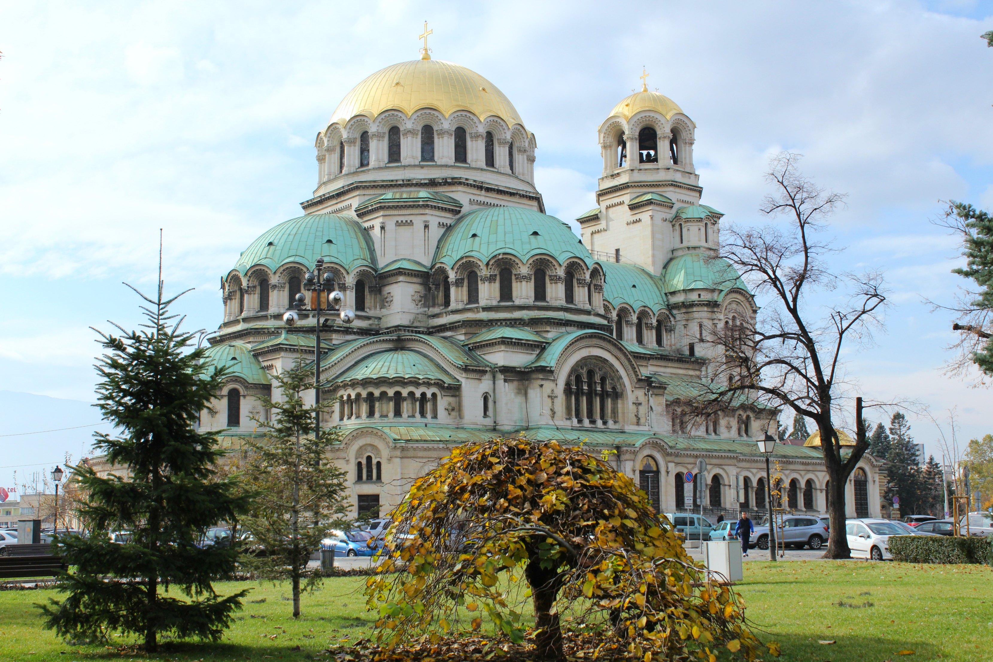 st alexander nevski cathedral